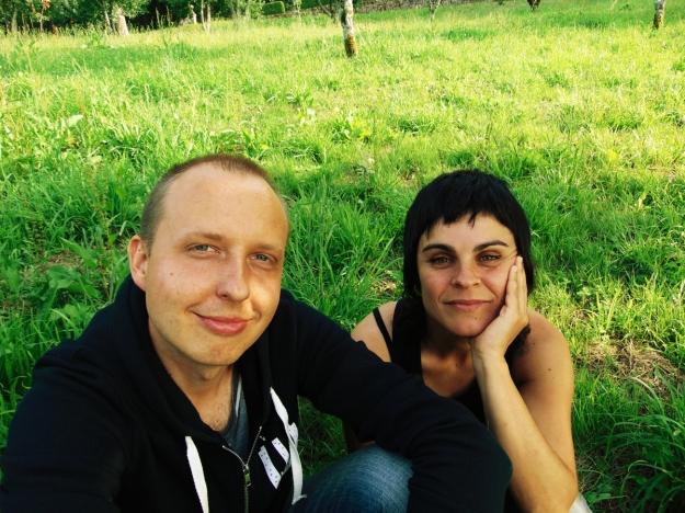 Karolis and Monica 1